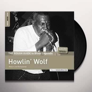 ROUGH GUIDE TO BLUES LEGENDS: HOWLIN' WOLF Vinyl Record