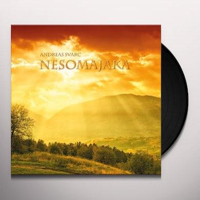Andreas Svarc NESOMAJAKA Vinyl Record