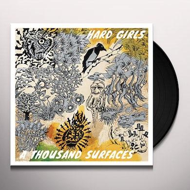 Hard Girls THOUSAND SURFACES Vinyl Record