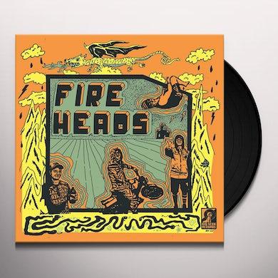 Fire Heads/Sex Scenes Vinyl Record
