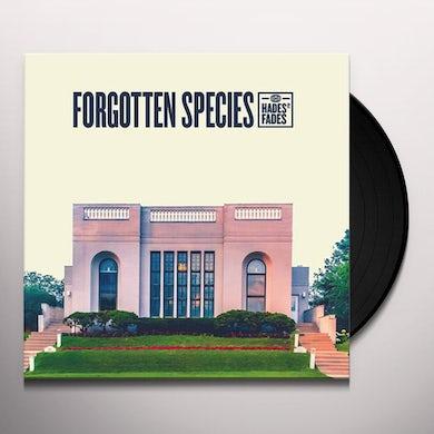 FORGOTTEN SPECIES HADES FADES Vinyl Record