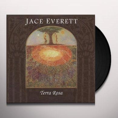 Jace Everett TERRA ROSA Vinyl Record - Digital Download Included