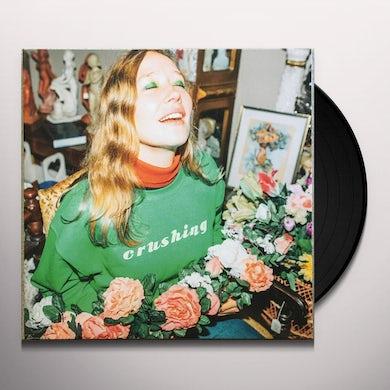 Julia Jacklin CRUSHING (180G/COLORED VINYL/DL CARD) Vinyl Record