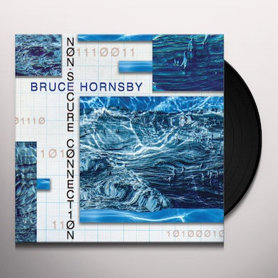Bruce Hornsby Non Secure Connection Vinyl Record