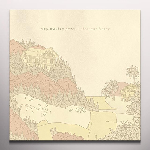 TINY MOVING PARTS PLEASANT LIVING Vinyl Record - Digital Download Included, Colored Vinyl