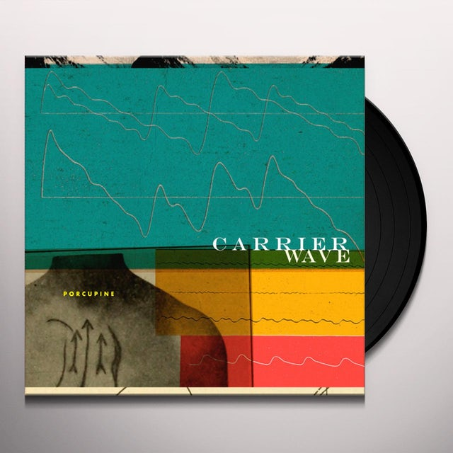 Porcupine CARRIER WAVE Vinyl Record