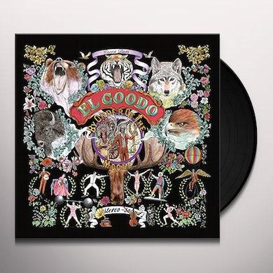 El Goodo BY ORDER OF THE MOOSE Vinyl Record