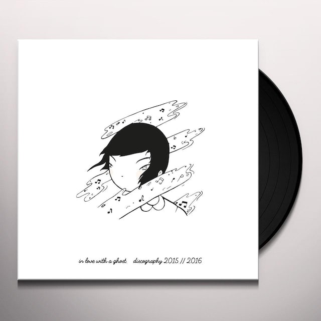 In Love With a Ghost DISCOGRAPHY 2015-2016 Vinyl Record