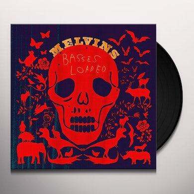 Melvins BASSES LOADED Vinyl Record