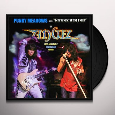 Angel Lost and lonely Vinyl Record