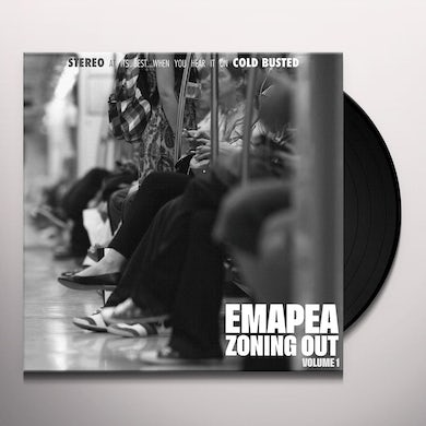 EMAPEA ZONING OUT VOL. 1 Vinyl Record