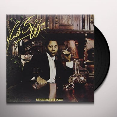 Labi Siffre REMEMBER MY SONG Vinyl Record