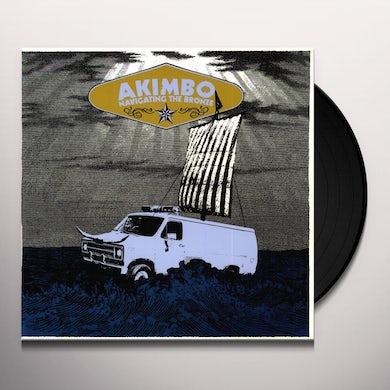 Akimbo NAVIGATING THE BRONZE Vinyl Record