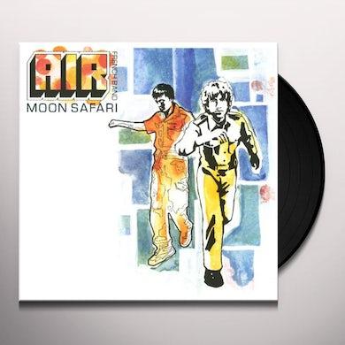 Air MOON SAFARI Vinyl Record