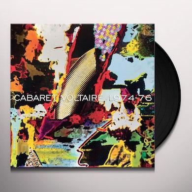 Cabaret Voltaire 1974-76 Vinyl Record