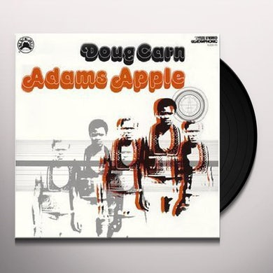 Doug Carn ADAMS APPLE Vinyl Record