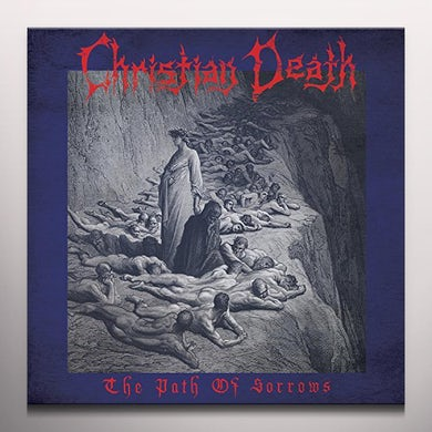 Christian Death PATH OF SORROWS Vinyl Record