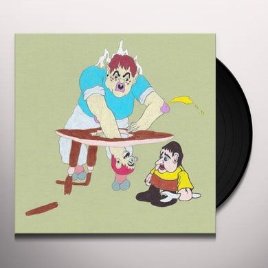 EARLY WORM Vinyl Record