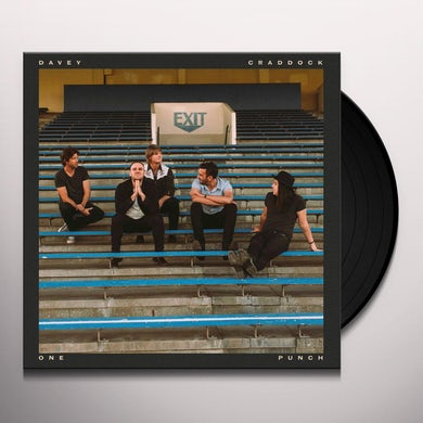 Davey Craddock ONE PUNCH Vinyl Record