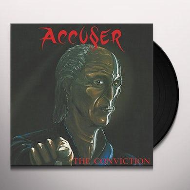 CONVICTION Vinyl Record