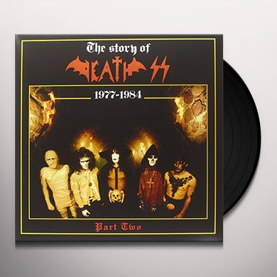 STORY OF DEATH SS 1977-84 PART TWO Vinyl Record