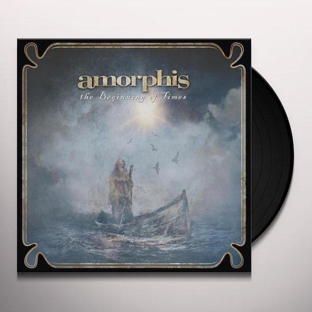 Amorphis BEGINNING OF TIMES Vinyl Record