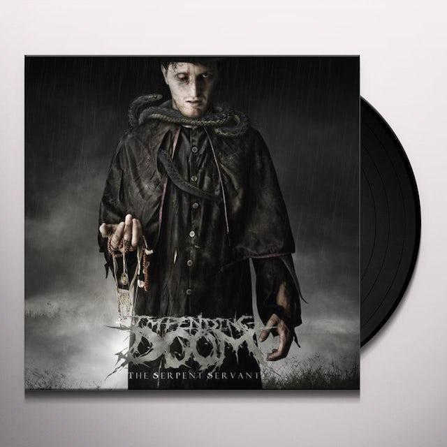Impending Doom SERPENT SERVANT Vinyl Record
