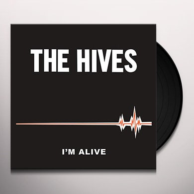 The Hives I'M ALIVE / GOOD SAMARITAN Vinyl Record