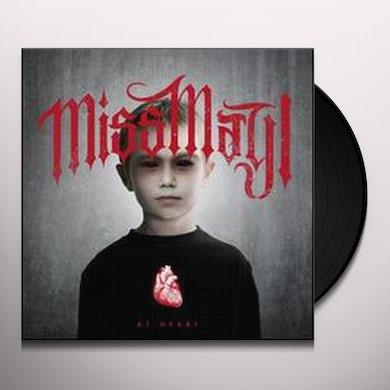 Miss May I AT HEART Vinyl Record