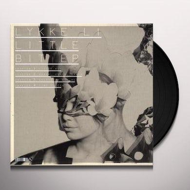 Lykke Li LITTLE BIT 12 (FRA) Vinyl Record