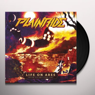 LIFE ON ARES Vinyl Record