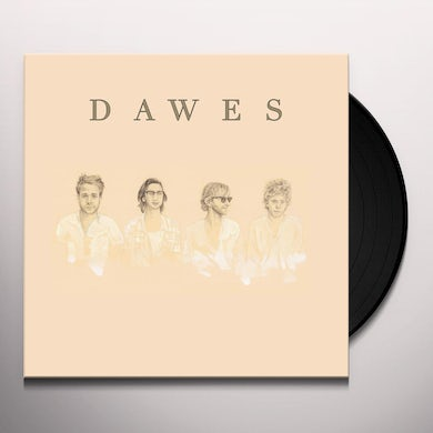 Dawes NORTH HILLS (10 YEAR ANNIVERSARY EDITION) Vinyl Record