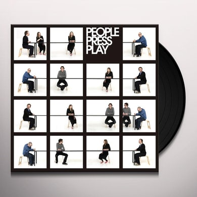 People Press Play Vinyl Record