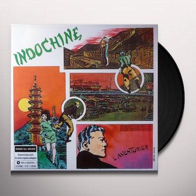 Indochine L'AVENTURIER Vinyl Record