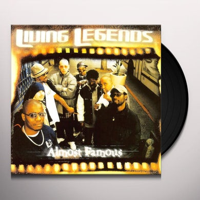 ALMOST FAMOUS Vinyl Record