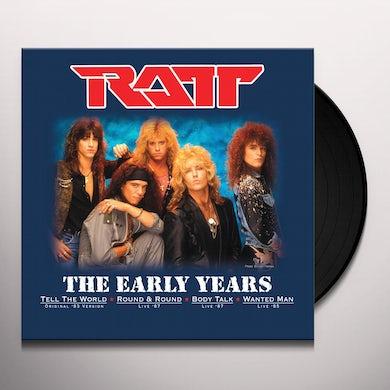 Ratt THE EARLY YEARS Vinyl Record