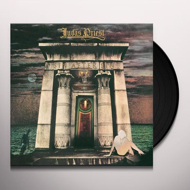 Judas Priest SIN AFTER SIN Vinyl Record
