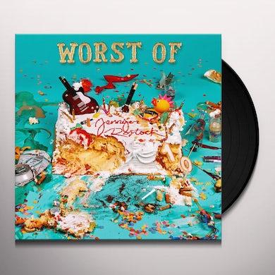 WORST OF JENNIFER ROSTOCK Vinyl Record