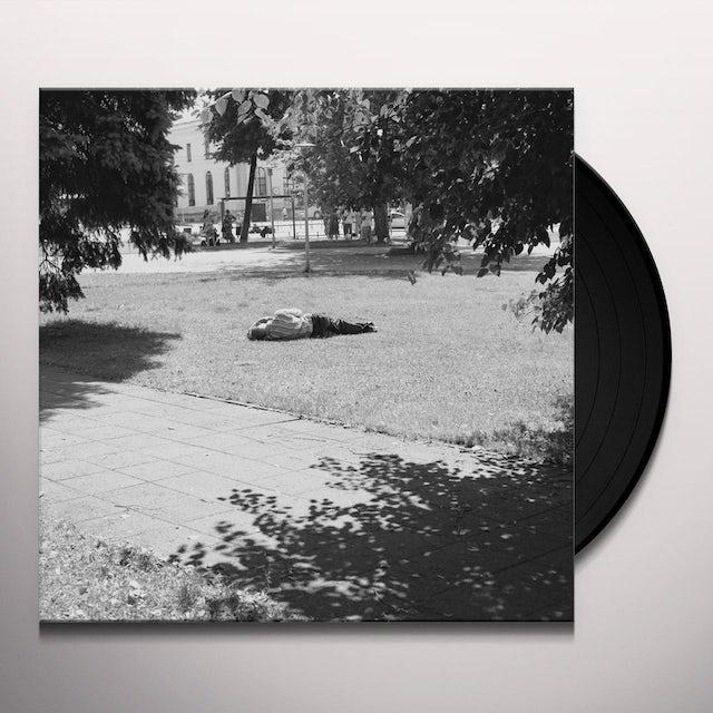 Self Defense Family HEAVEN IS EARTH Vinyl Record