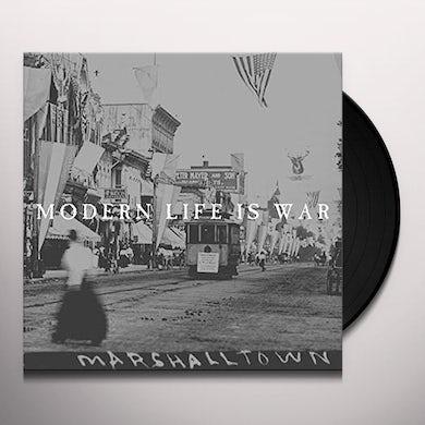 Modern Life Is War WITNESS Vinyl Record