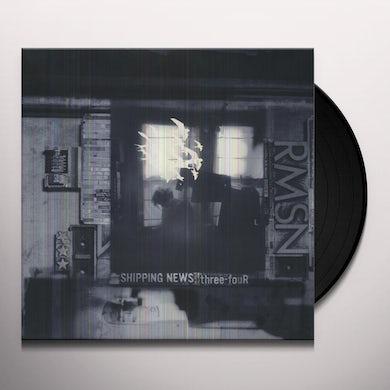 THREE-FOUR Vinyl Record