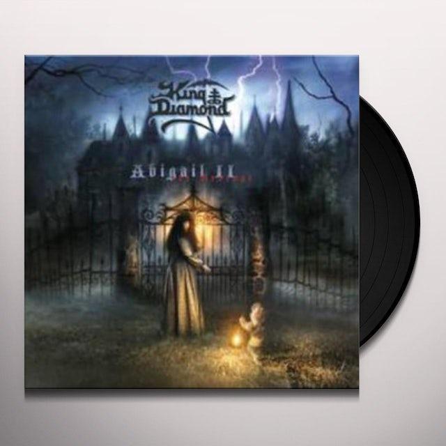 King Diamond ABIGAIL II: REVENGE Vinyl Record