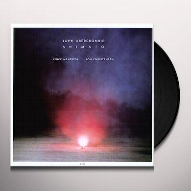 John Abercrombie ANIMATO Vinyl Record