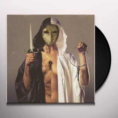 Bring Me The Horizon THERE IS A (METALLIC GOLD) Vinyl Record