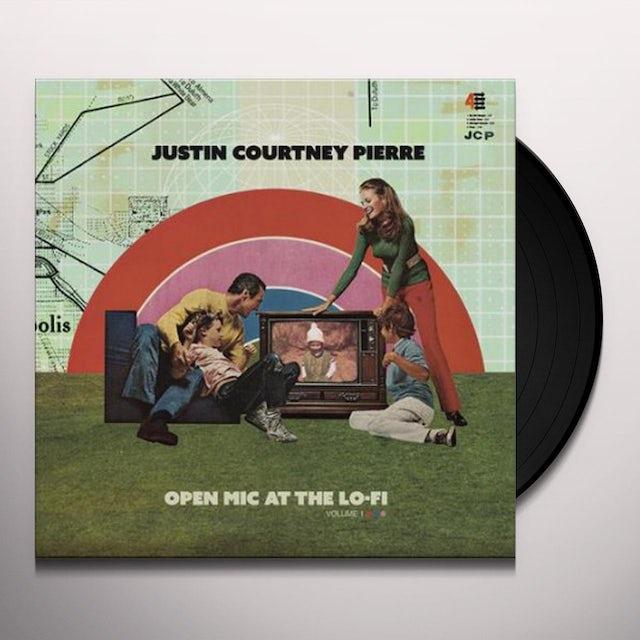 Justin Courtney Pierre