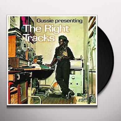 Gussie Clark GUSSIE PRESENTING: THE RIGHT TRACKS (UK) (Vinyl)