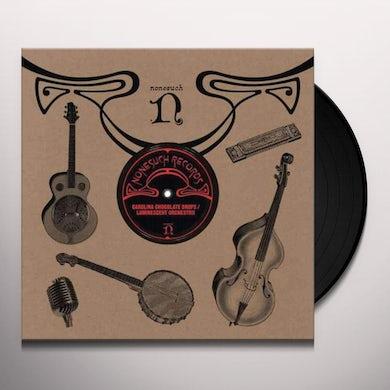 Carolina Chocolate Drops LUMINESCENT ORCHESTRII Vinyl Record