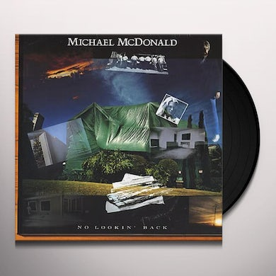 Michael McDonald TAKE IT TO HEART Vinyl Record