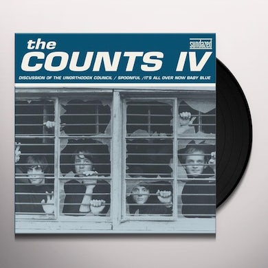 Count Iv DISCUSSION OF THE UNORTHODOX COUNCIL Vinyl Record