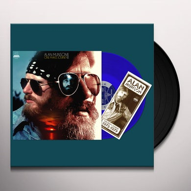 Alan Munson ONE MAN'S JOURNEY: 1972-1979 Vinyl Record